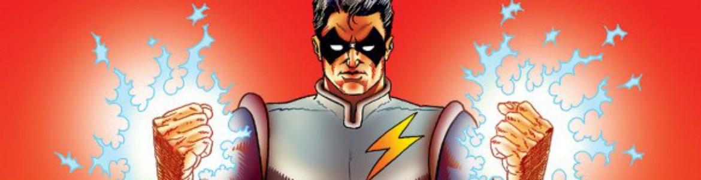 Electric Man illustration