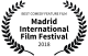 Madrid International Film Festival 2018