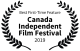Canada Independent Film Festival 2019
