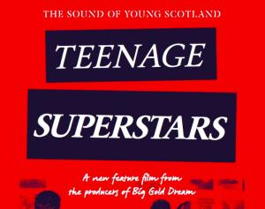 Poster for Teenage Superstars