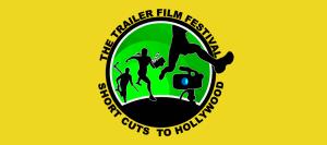 Trailer film festival logo