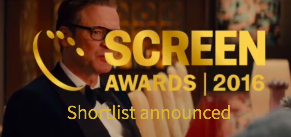 Screengrab from Screen Awards website