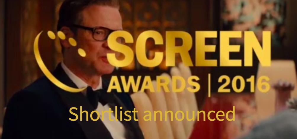 Screengrab from Screen Awards website