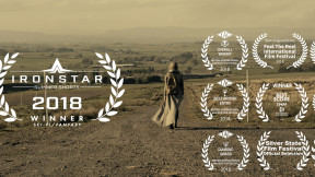 Mia: A Rapture 2.0 Production won best Sci-fi at the Ironstar Summer shorts in dundee