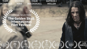 Mia: A Rapture 2.0 Production Was selected for The Golden Skull Festival in it's hometown Glasgow