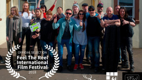 Mia: A Rapture 2.0 Production won best music at Feel The Reel Film Festival