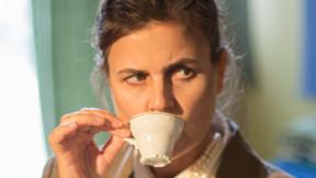 Sophie Aldred – Lady Audrey MacDairmid