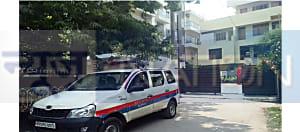निशांत के घर फिर पहुंची पुलिस, बेडरुम की कर रही है जांच
