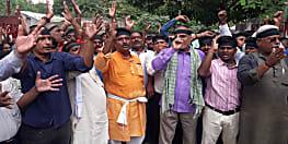 पूर्व मेयर हत्याकांड पर गरमाई राजनीति, हम ने बढ़ते अपराध को लेकर CM से मांगा इस्तीफा