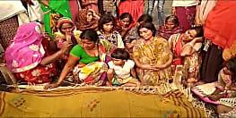 करंट लगने से किसान की मौत, आक्रोशित ग्रामीणों ने किया सड़क जाम
