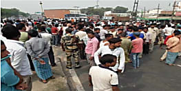 मुजफ्फरपुर में दर्दनाक सड़क हादसा, 3 की मौके पर मौत 1 घायल
