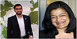 जब गूगल CEO से कहा... मैं भी भारत के उसी राज्य में जन्मी, जहां आपका जन्म हुआ