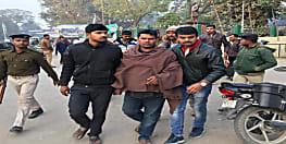 पेट्रोल पंप दिलाने के नाम पर गुजरात के कारोबारी से करोड़ों की ठगी, नवादा के दो युवक गिरफ्तार