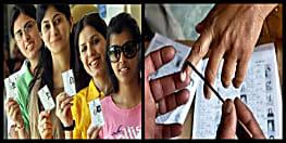 लोकसभा चुनाव : छठे चरण का मतदान शुरु, देश 7 राज्यों की 59 लोकसभा सीटों पर डाले जा रहे है वोट