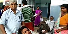 बेगूसराय में बेवजह अपराधियों ने युवक को मारी गोली, छानबीन में जुटी पुलिस