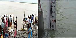 भारी बारिश से राज्य की तीन नदियों में उफान, इन जिलों पर मंडराया बाढ़ का खतरा, प्रशासन ने जारी किया अलर्ट