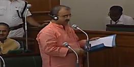 बिहार विधानसभा में स्वास्थ्य मंत्री का जर्बदस्त विरोध,पलटकर कहा- बोल दूंगा तो बहुत सारी बातें खुल जायेगी