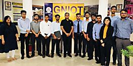 उपलब्धि : जीएनआईओटी पूल कैंपस में TCS में मिली 175 छात्रों को नौकरी