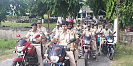बिहार में ट्रैफिक रूल की ऐसी की तैसी....देखिए खुद पुलिस वाले हीं कैसे उड़ाते हैं ट्रैफिक कानून की धज्जियां