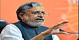 सुशील मोदी 15 अक्टूबर से शुरू करेंगे रोड शो और चुनावी सभा, उपचुनाव में सभी सीटों पर एनडीए की जीत का किया दावा