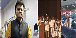 पटना में शरद यादव के भाषण के दौरान खाली कुर्सी पर अजय आलोक का अटैक, कहा- आपको यूं देख अच्छा नहीं लगता!