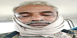 बिहार एसटीएफ ने 50 हजार के इनामी अपराधी राकेश राय को किया गिरफ्तार...