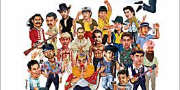 आमिर खान के यादगार किरदारों को कार्टूनिस्ट ने किया कैलेंडर में कैद!