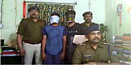 पटना में बेकरी हाउस लूटकाण्ड का पुलिस ने किया पर्दाफाश, दो को किया गिरफ्तार