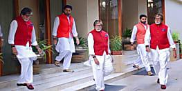 अमिताभ-अभिषेक बच्चन कोरोना संक्रमित, स्वास्थ्य मंत्री बोले- तबीयत ठीक, टेंशन ना लें