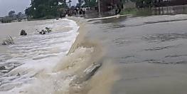 सीतामढ़ी में बाढ़ का खतरा, जिला प्रशसन अलर्ट