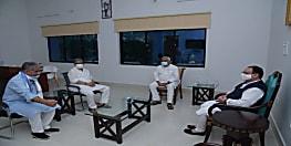 BJP के राष्ट्रीय अध्यक्ष जेपी नड्डा और सीएम नीतीश के बीच मीटिंग खत्म, सीट बंटवारे पर हुई फाइनल डील!