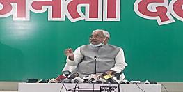 CM नीतीश ने मानी एक गलती, संन्यास लेने वाले बयान को किया खारिज...
