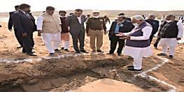 सीएम नीतीश ने बांका के पुरातात्विक स्थल का किया परिभ्रमण, कहा-  मुझे खुशी है, मैं इस धरती को प्रणाम करता हूं