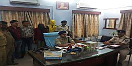 पुलिस को मिली सफलता, ट्रक लुटेरों को किया गिरफ्तार