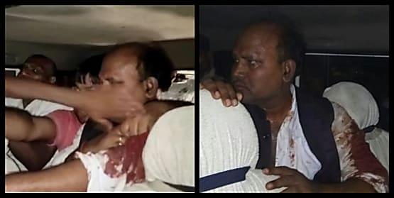 बिहार में राजद विधायक की जमकर हुई पिटाई,विडीयो हुआ वायरल