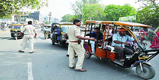 राजधानी को जाम से मुक्ति दिलाने की कवायद, मुख्य मार्गों पर ई-रिक्शा के परिचालन पर लगेगा रोक