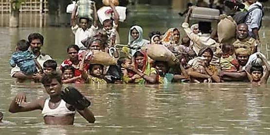 बिहार ने बाढ़ राहत के लिए भारत सरकार से मांगे 2700 करोड़ मिला महज 600 करोड़