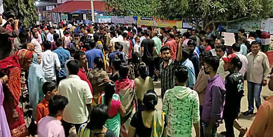 बेगूसराय में बेखौफ अपराधियों ने छात्र को मारी गोली, इलाके में दहशत