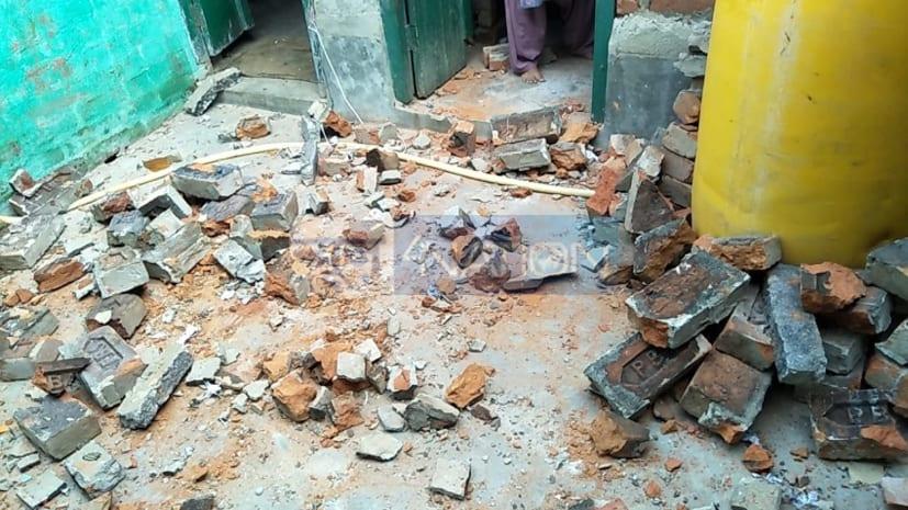 BIG BREAKING :  विस्फोट से गूंजा नवादा का नारदीगंज बाज़ार, जांच में जुटी पुलिस