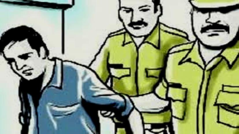नवादा में हत्या कर नेपाल भाग रहा था अपराधी, पुलिस ने दबोचा