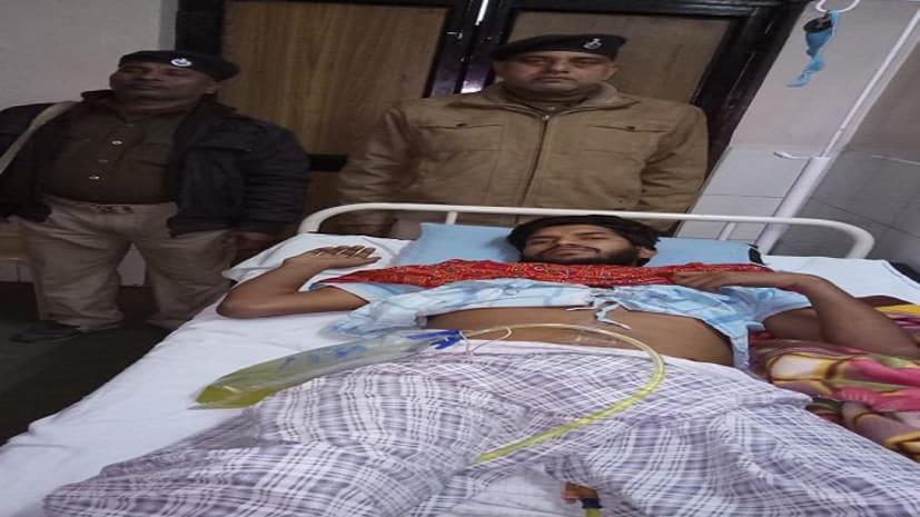 अनंत सिंह के करीबी कन्हैया कुमार को पुलिस ने लिया हिरासत में