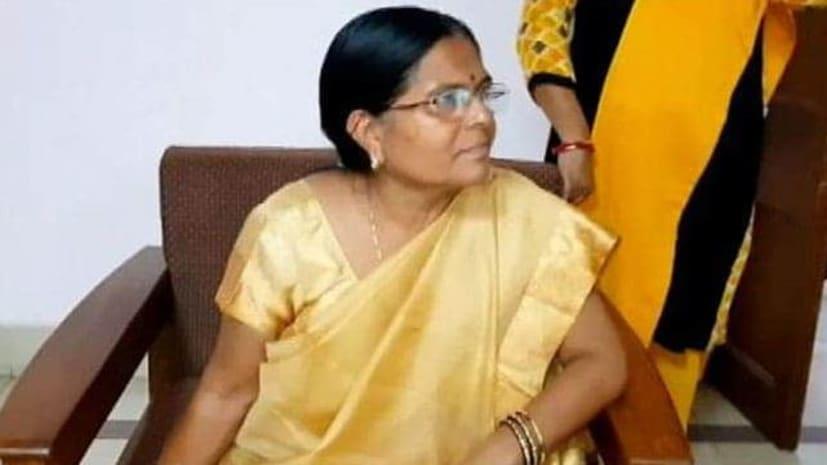 आर्म्स एक्ट में जेल में बंद पूर्व मंत्री मंजू वर्मा को पटना हाईकोर्ट से मिली जमानत