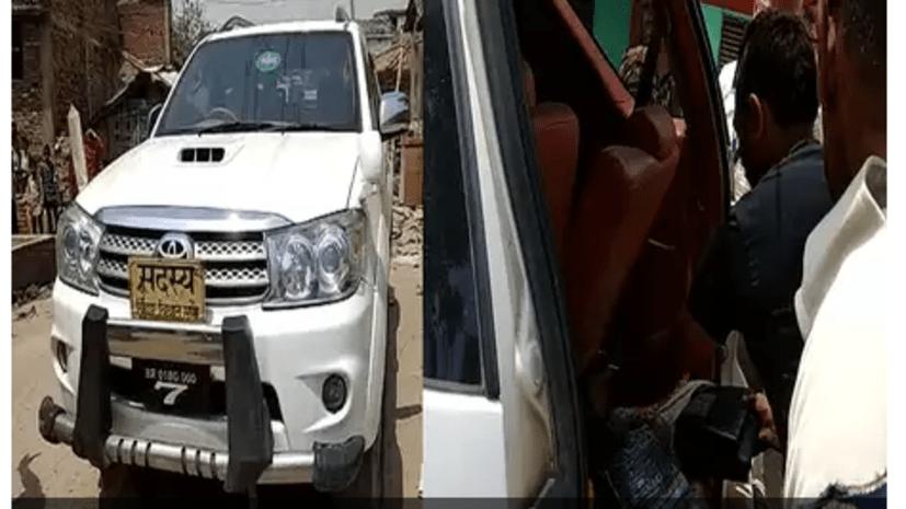 लोकसभा चुनाव 2019: ढाका विधायक की गाड़ी को एसपी-डीएम ने खदेड़कर पकड़ा, जानिए क्या है पूरा मामला