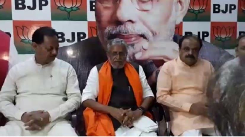 लोकसभा चुनाव में बिहार में नहीं खुलेगा महागठबंधन का खाता, बोले उप मुख्यमंत्री सुशील कुमार मोदी