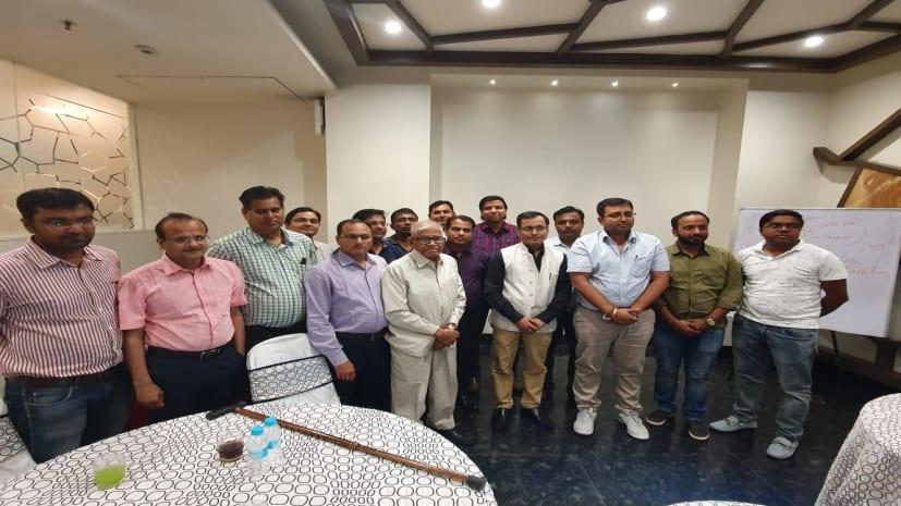 राज ट्रॉमा हॉस्पिटल के द्वारा पटना में कैंसर और डायबिटीज पर CME आयोजित, प्रदेश को रोग मुक्त बनाना उद्देश्य