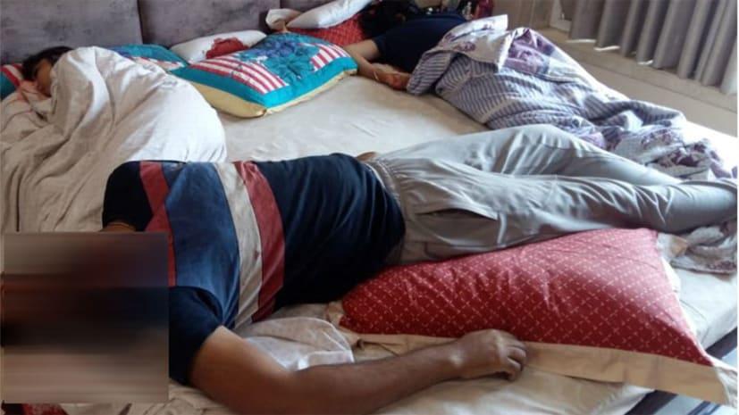 व्यवसायी निशांत ने सबसे पहले पत्नी अलका और बेटी अन्नया को मारी थी गोली, पोस्टमार्टम रिपोर्ट में हुआ खुलासा