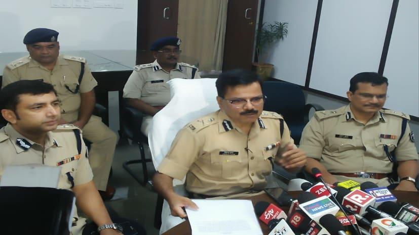 पुलिस के समक्ष दो नक्सलियों ने हथियार के साथ किया आत्मसमर्पण..एडीजी मुख्यालय ने दी जानकारी