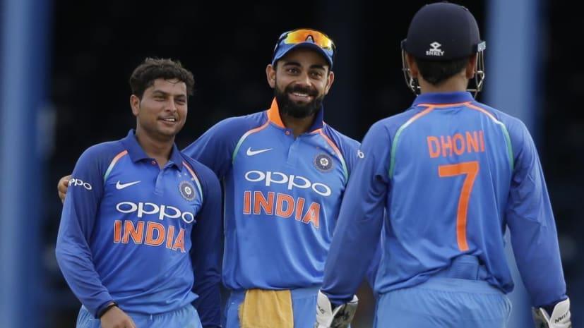 टीम इंडिया ने वेस्टइंडीज़ से  दूसरा वनडे जीता , विराट रहें  'मैन ऑफ़ द मैच'