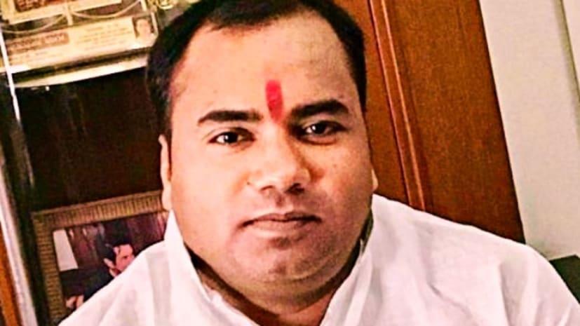 राजद विधायक से अपराधियों ने मांगी 10 लाख की रंगदारी..नहीं देने पर जान से मारने की धमकी