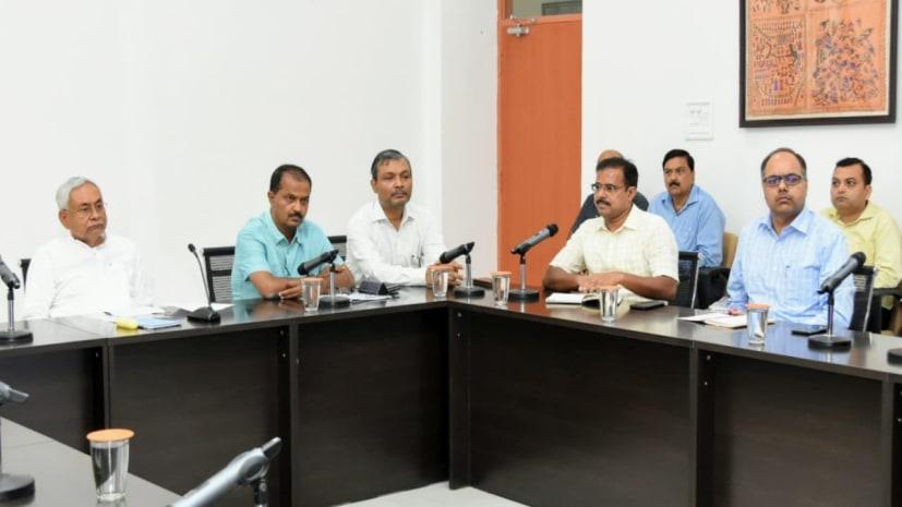 बिहार के इन तीन जिलों में पीने के पानी के लिए होगी गंगा जल की आपूर्ति, सीएम नीतीश ने समीक्षा बैठक में दिए निर्देश